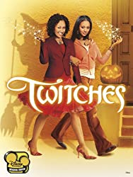 Disney Halloween Movies Twitches with Tia and Tamera available on Amazon.