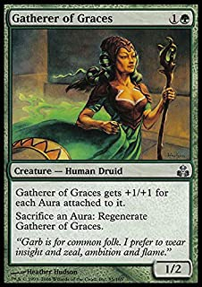 Magic: the Gathering - Gatherer of Graces - Guildpact - Foil