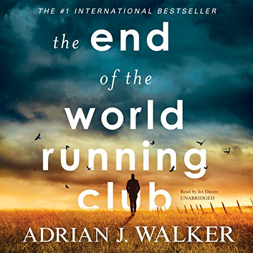 The End of the World Running Club audiobook cover art