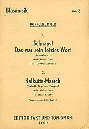 Grappa Il War essere l ultima parola e Calcutta della Marcia: per Blas Orchestra