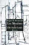 Les Mystères de l'île Saint-Louis - Chroniques de l'hôtel Pimodan