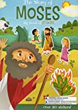 Share with your child your love of timeless Bible stories while having fun together! Each colorful book is a storybook & an activity book in one. After you read the story together, your child can complete the engaging activities on each page. Brimmin...