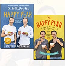 David Flynn Collection 2 Books Bundles (The World of the Happy Pear,The Happy Pear: Healthy, Easy, Delicious Food to Change Your Life)