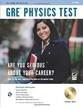 GRE Physics w/ CD (GRE Test Preparation)