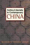 Politics and Society in Contemporary China