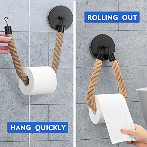 Hangerspace Portarrollos para papel higiénico