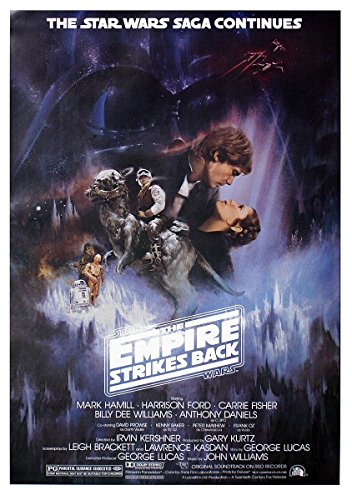 Close Up Star Wars - Empire Strikes Back Style A Poster im Großformat (61cm x 91,5cm)