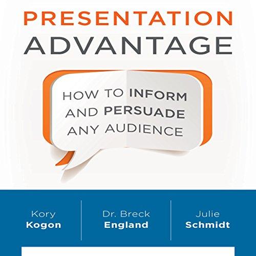 Presentation Advantage audiobook cover art