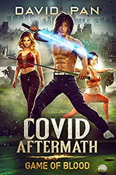 Book cover image for COVID Aftermath: Game of Blood - Book One