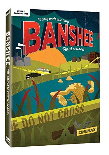 Banshee: The Complete Fourth Season (UV/DVD)