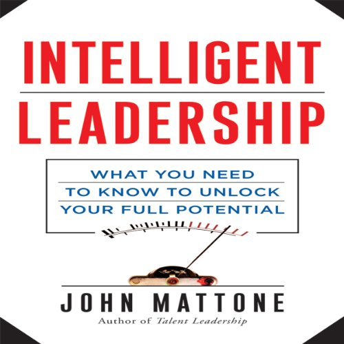 Intelligent Leadership audiobook cover art