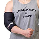 Strong Elbow Sleeves - Black, XL