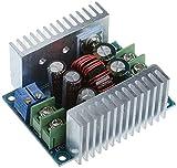 Penglin - Módulo convertidor de corriente constante CC CV Buck CC 6-40 V hasta 1,2-36 V 20 A 300 W con regulador de voltaje ajustable con función de protección contra cortocircuitos