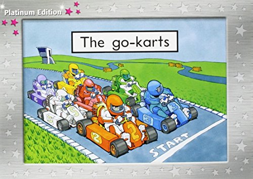 Go-Karts: Individual Student Edition Magenta (Levels 1-2) (Rigby PM Platinum Collection)