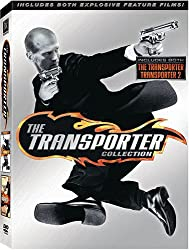 Transporter DVD box set from amazon