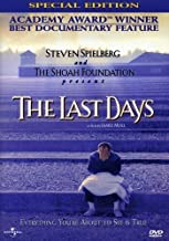 the last days dvd