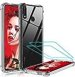 LeYi für Huawei P Smart Z Hülle Handyhülle mit