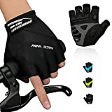 Best Cycling Gloves For Bikes - NICEWIN Cycling Gloves Mountain Bike Motorcycle-2020 Upgrade Classic Review