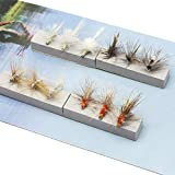 YZD Mosca Pesca Big trucha moscas Kit Top 10 Steelhead moscas Flyfishing Gear Wet Dry moscas trucha...