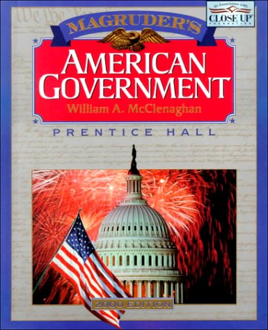 Magruder's American Government: 2000