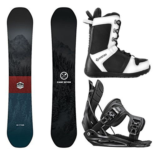 flow snowboard packages mens - 6