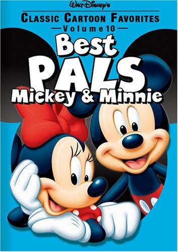 Classic Cartoon Favorites, Vol. 10: Best Pals, Mickey and Minnie