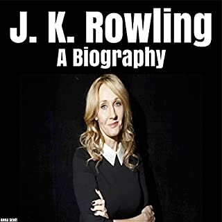 J.K. Rowling audiobook cover art