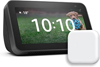 Echo Show 5 (エコーショー5) スクリーン付きスマートスピーカー with Alexa、チャコール + Nature スマートリモコン Remo mini2