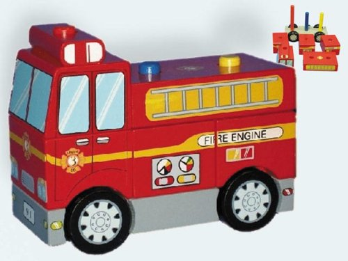 Beluga 70820 – Camion de Pompier