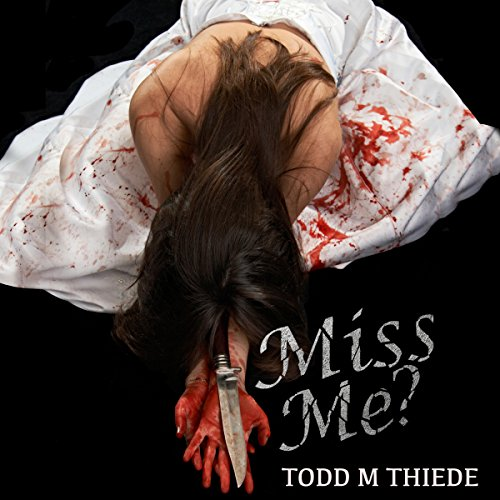 Miss Me? audiobook cover art