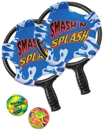 Poolmaster Smash 'n' Splash Water Courier shipping free New products, world's highest quality popular! Swimming Ball Pool Game Paddle