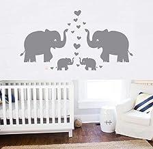Amazon.com: Elephant Wall Decor For Baby Room
