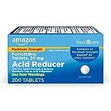 Amazon Basic Care Maximum Strength Famotidine...