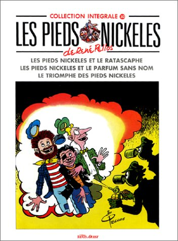 Les Pieds Nickelés Tome 30