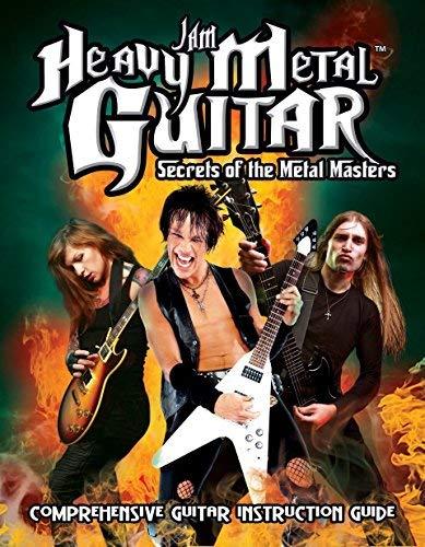 Jam Heavy Metal Guitar: Secrets of Metal Masters by n/a