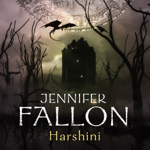 Harshini audiobook cover art