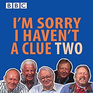 I'm Sorry I Haven't a Clue, Volume 2 cover art