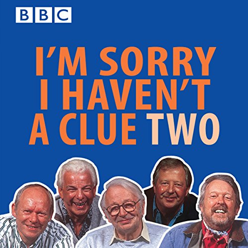 I'm Sorry I Haven't a Clue, Volume 2 audiobook cover art