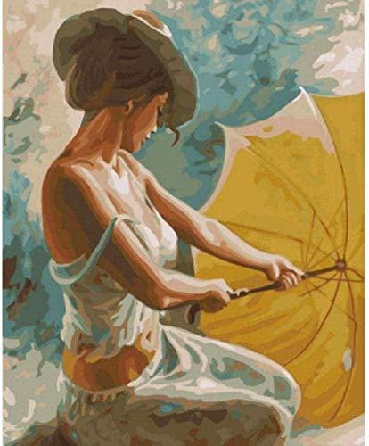 Paraguas Señora marca DLTYXME