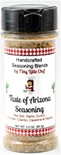 Paleo Seasonings - Taste of Arizona Seasoning Blend by Tiny Little Chef - Excellent Fajita Seasoning - Our Seasonings are Vegan, Keto, Paleo and Whole30 Compliant - 5.5ozBottle Handcrafted & Natural