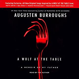 A Wolf at the Table cover art