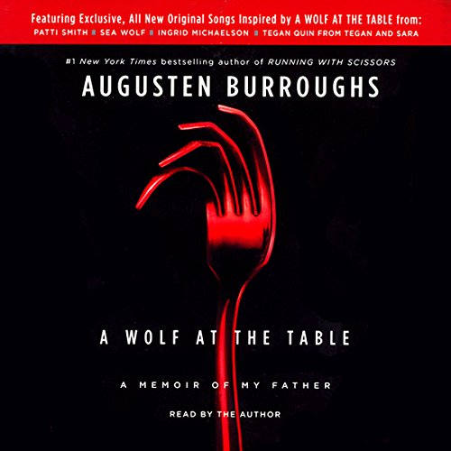 A Wolf at the Table audiobook cover art