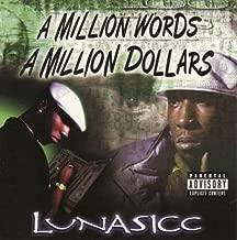 Best lunasicc a million words a million dollars Reviews