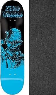Zero Skateboards Jamie Thomas Zombie Blue/Black Skateboard Deck - 8.25