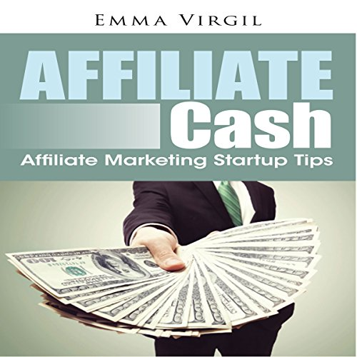 Affiliate Cash audiobook cover art