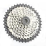 FYLYHWY Cassette de Bicicleta MTB 8S 11-40T MTB Montaña Bike Flywheel 8 24 Speed Freewheel Sprocket para for Shimano Fit for SRAM