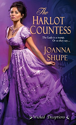 book cover of The Harlot Countess