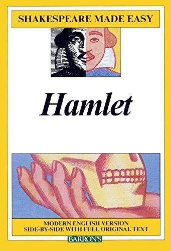 Hamlet (Turtleback School & Library Binding Edition) (Shakespeare Made Easy)) (Shakespeare Made Easy (Pb))