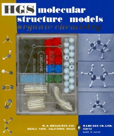 HGS Molecular Structure Model Organic Chemistry Set