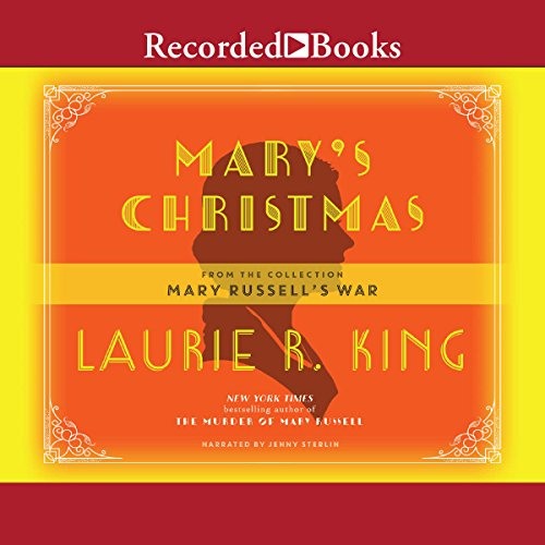 Mary's Christmas audiobook cover art